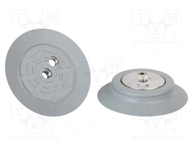 SCHMALZ SPU-125-NBR-55-G1/4-IG - Suction cup