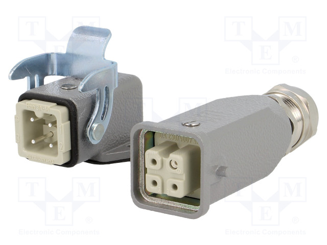 HARTING 10200030003 - Connector: HAN