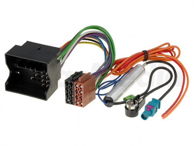 ZRS-SET/PEUG-I 4CARMEDIA, Adapter