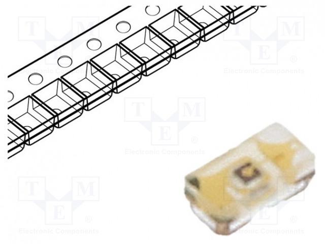 VISHAY VLMS1500-GS08 - LED