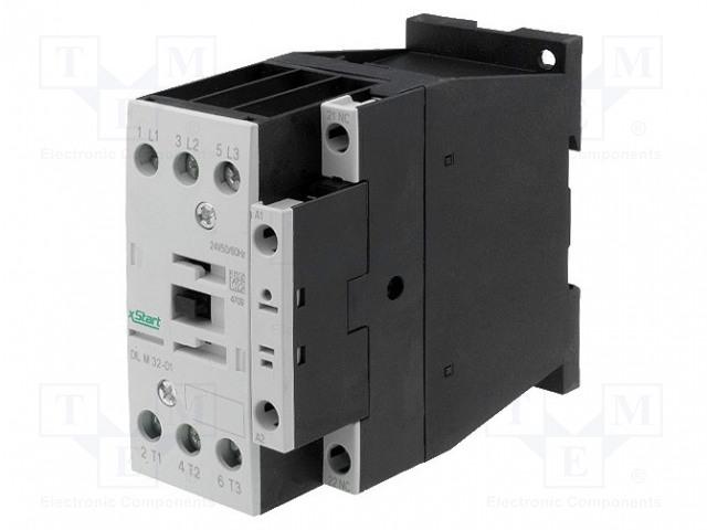 EATON ELECTRIC DILM32-10(RDC130) - Stykač: 3-pólový