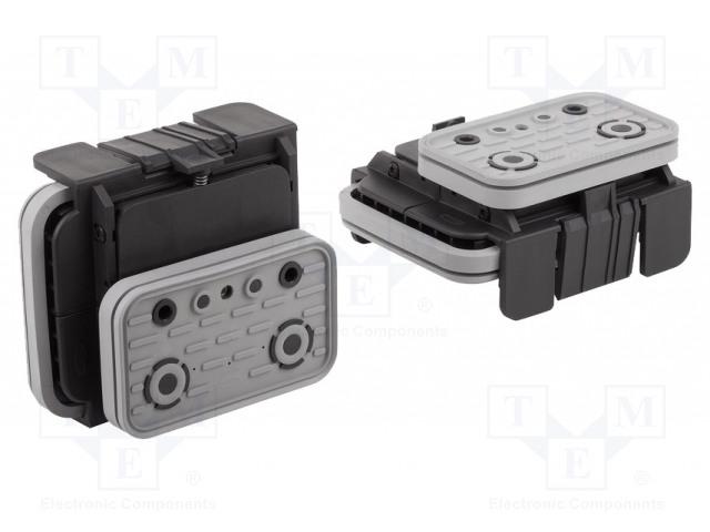 SCHMALZ VCBL-K1-125X75X50 - Vacuum block
