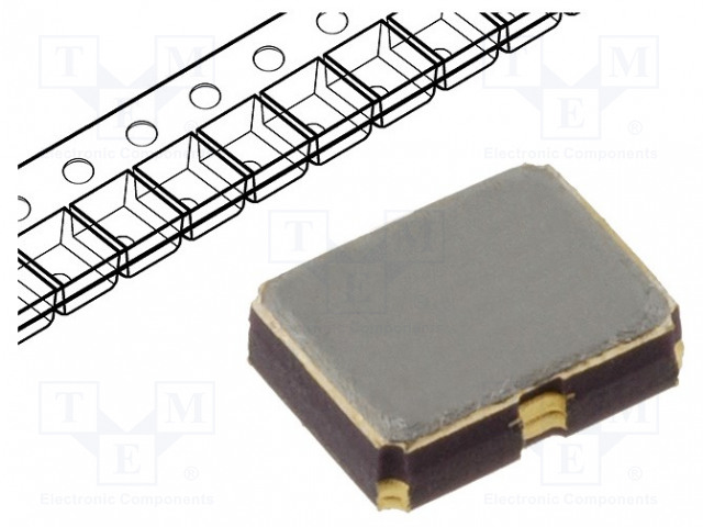 IQD FREQUENCY PRODUCTS LF SPXO025560 - Generator: quartz