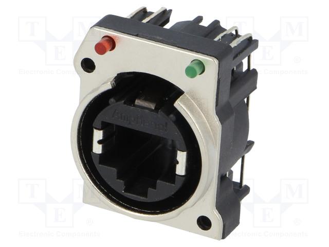 AMPHENOL RJX8FB5HRGB - Socket
