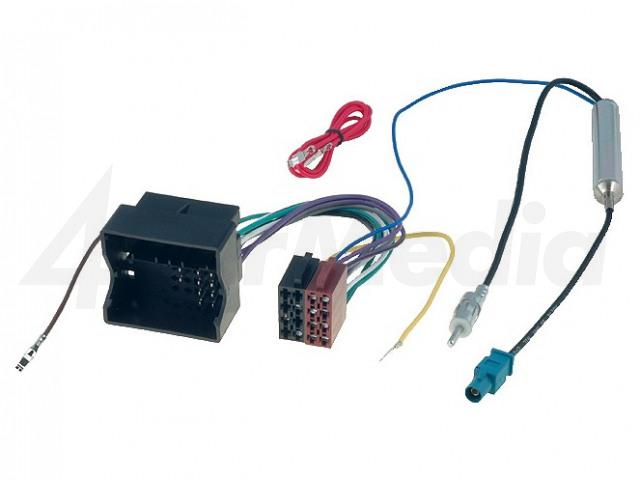 ZRS-SET/VW-D 4CARMEDIA, Adaptor