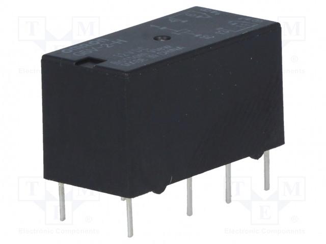 OMRON G5V-2-H 12VDC - Relé: elektromagnetické