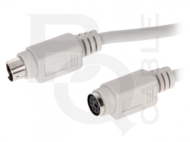 C-PS2WG/10 BQ CABLE, Kabel