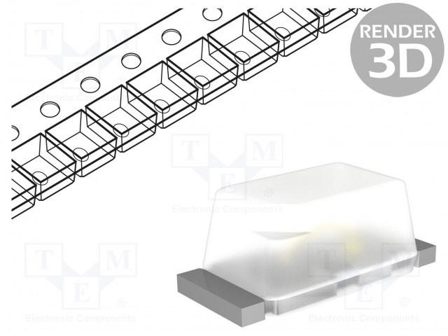 OSRAM LT L29S-P2R1-25 - LED