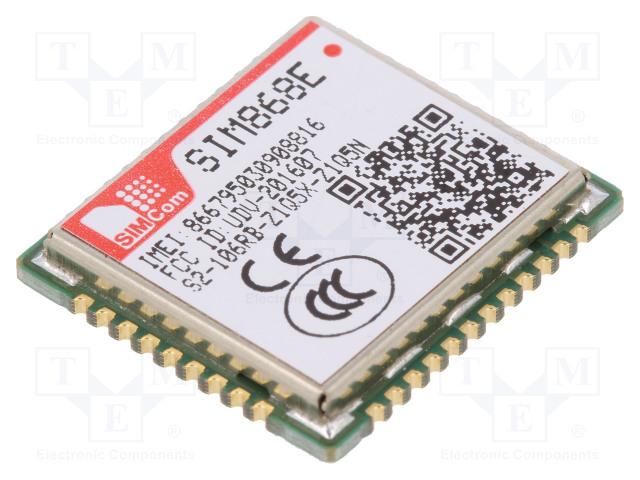 SIMCOM S2-106RB-Z1Q6C-Z1Q6N - Modul: GSM/GLONASS