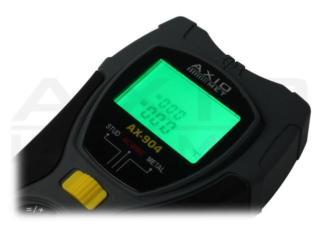 AX-904 AXIOMET, Bezdotykový detektor dřeva