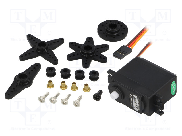 K-POWER P0600 - Motor: servo