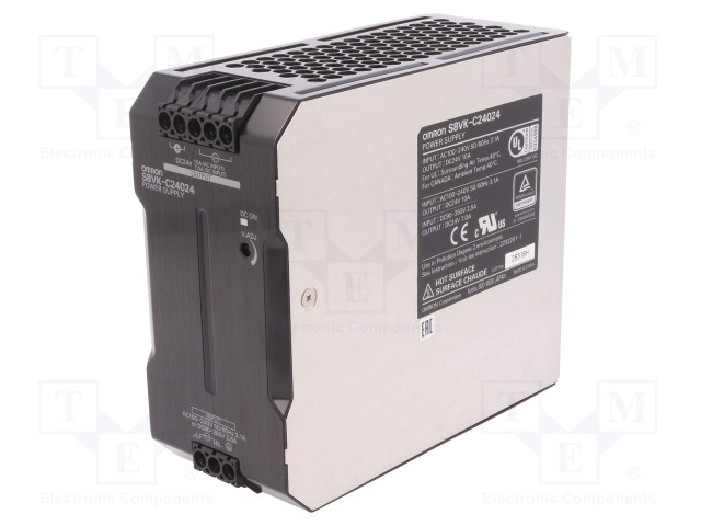 OMRON S8VK-C24024 - Power supply: switched-mode