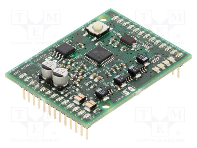 VLSI VS1053 SIMPLE DSP BOARD 85437090 - Výv.kit: vývojový