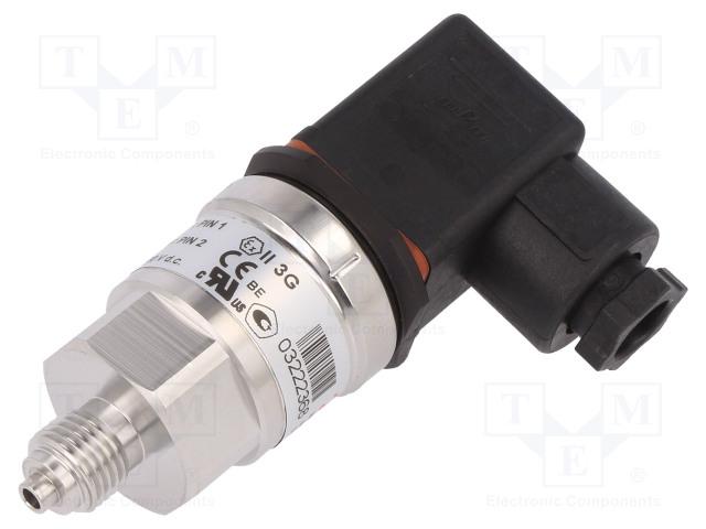 DANFOSS MBS 3000-2411-A1AB04-0 - Converter: pressure