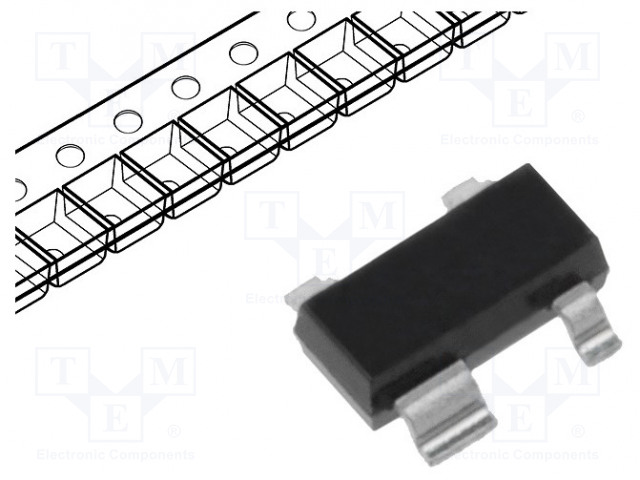 NEXPERIA BF909 - Transistor: N-MOSFET