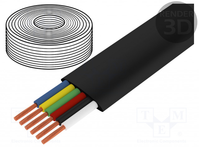 LOGILINK CM06 - Wire: telecommunication cable