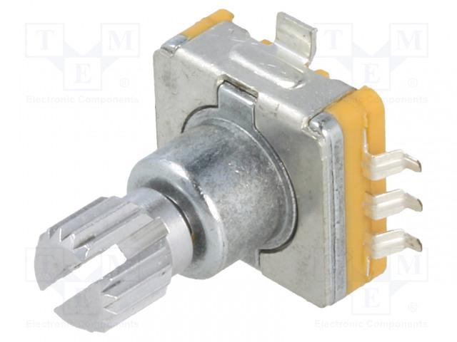 SR PASSIVES EC11E12-15P30C-SW - Enkodér: inkrementální