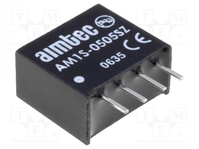AIMTEC AM1S-0505SZ - Converter: DC/DC