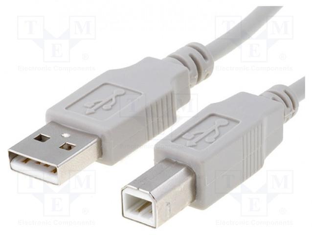 BQ CABLE CAB-USBAB/0.5 - Kabel