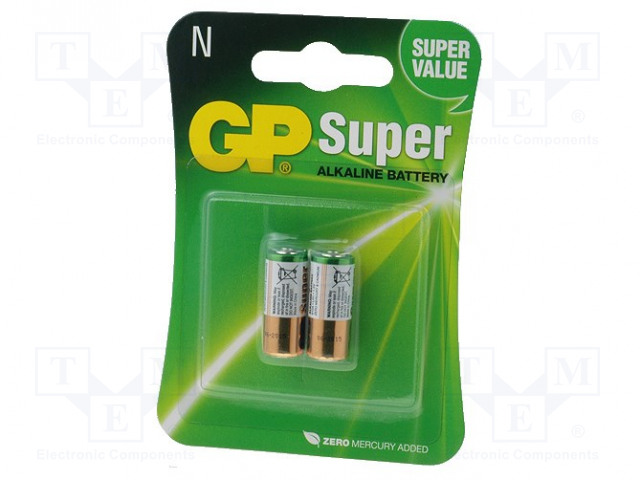 GP LR1/910A - Battery: alkaline
