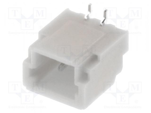 JST BM02B-SRSS-TB - Socket