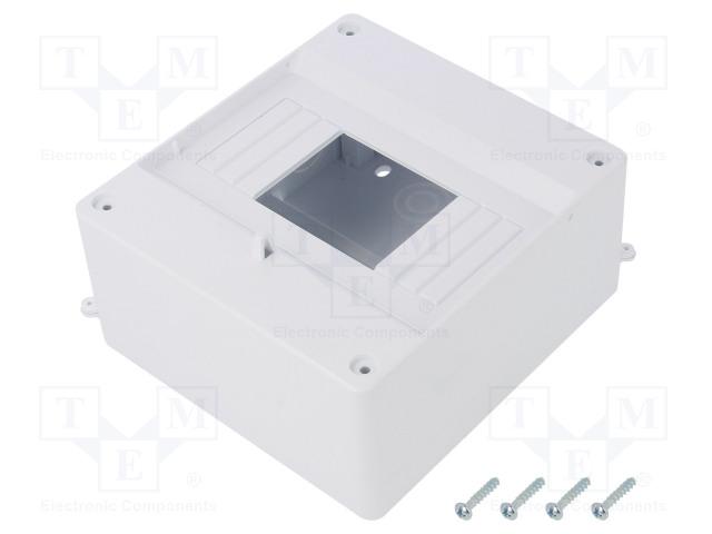 ELEKTRO-PLAST NASIELSK 2306-10 - Obudowa: do aparatury modułowej