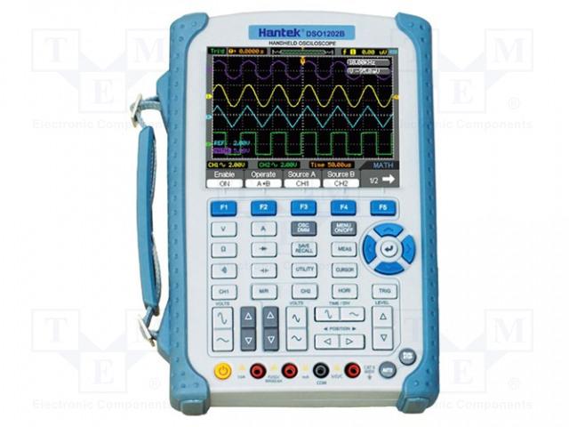 HANTEK DSO1202B - Handheld oscilloscope