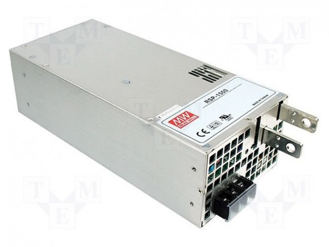 MEAN WELL RSP-1500-24 - Power supply: switched-mode