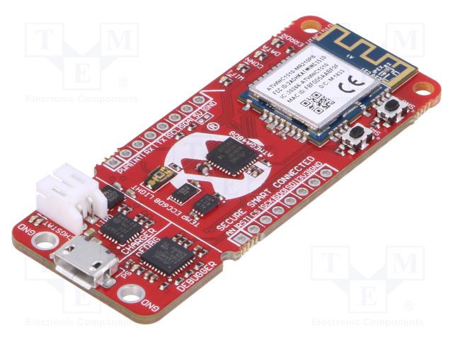 AC164160 MICROCHIP TECHNOLOGY - Dev kit: Microchip AVR AVR