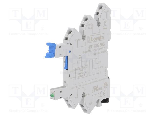 LOVATO ELECTRIC HR1XS230S - Relekanta