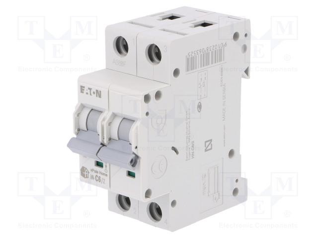 EATON ELECTRIC HN-C6/2 - Circuit breaker