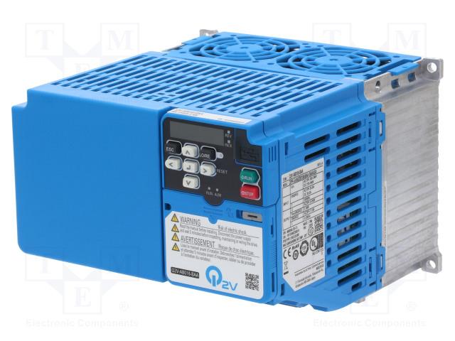 OMRON Q2V-AB018-BAA - Inverter