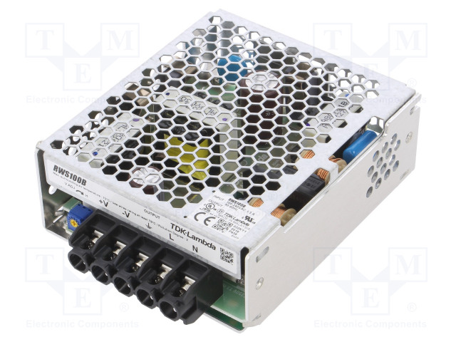 TDK-LAMBDA RWS100B-5 - Power supply: switched-mode