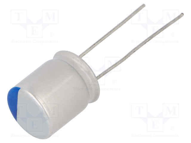 KEMET A758KK687M0EAAE016 - Kondenzátor: polymerový