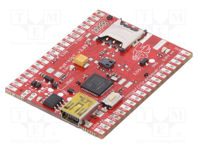 R&D SOFTWARE SOLUTIONS XYZMIOT209#M95FA-UFL-1100100 - Dev.kit: Microchip ARM