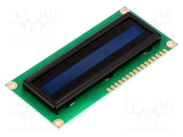 DISPLAY ELEKTRONIK DEP 16101-W - Display: OLED