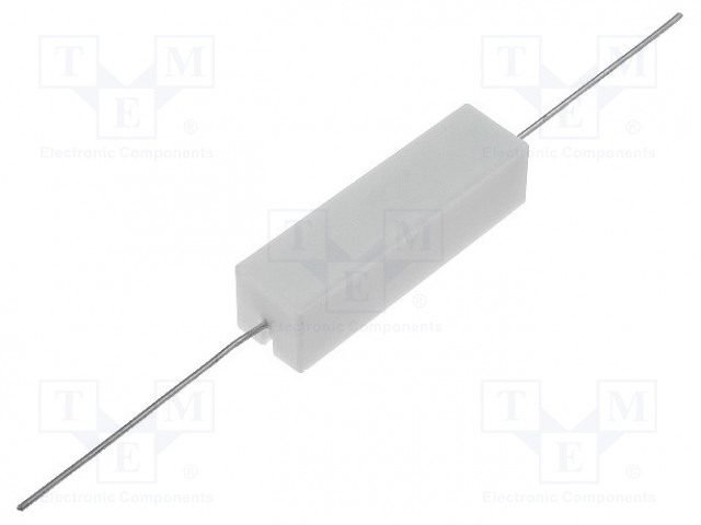 SR PASSIVES CRL7W-1R - Resistor: wire-wound