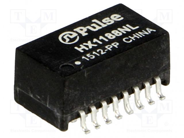 PULSE HX1188NL - Transformer: LAN