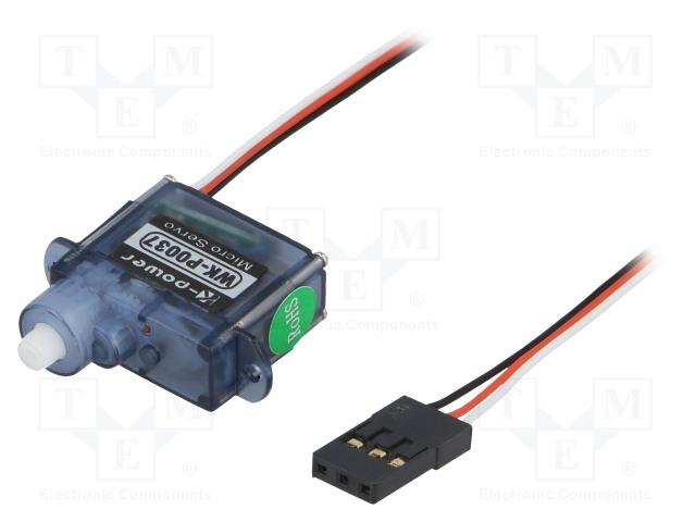 K-POWER P0037 - Motor: servo