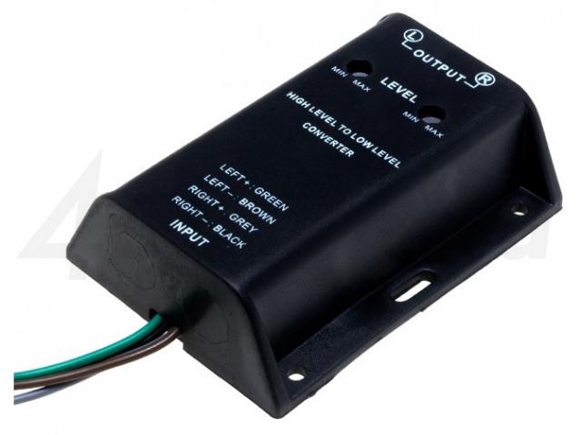 30.5000-02 4CARMEDIA, Convertor nivel semnale