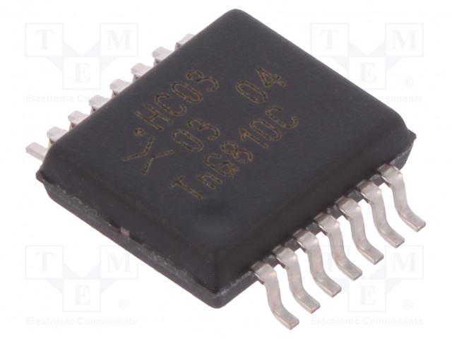 NEXPERIA 74HC03DB.112 - IC: digital