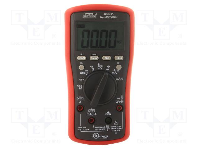 BRYMEN BM235 - Digital multimeter