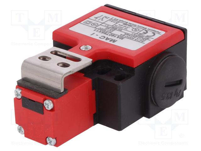 PANASONIC MA160T85X11 - Safety switch: key operated