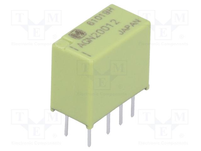 PANASONIC AGN20012 - Releu: electromagnetic