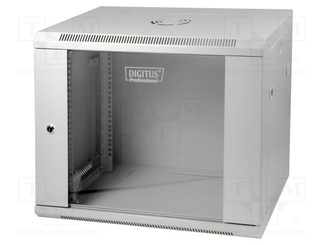 """DIGITUS DN-W19 09U/450 - Obudowa: w standardzie 19"""""""