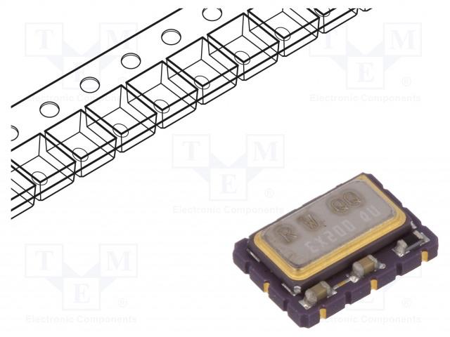 IQD FREQUENCY PRODUCTS LFTVXO009917BULK - Generator: TCVCXO