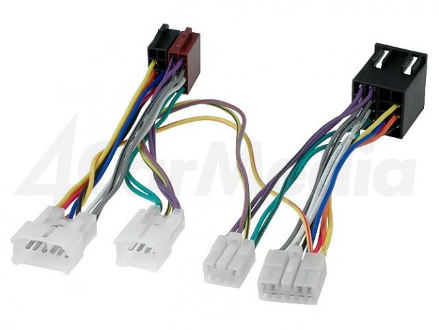 HF-59020 4CARMEDIA, Kabel do zestawu głośnomówiącego THB