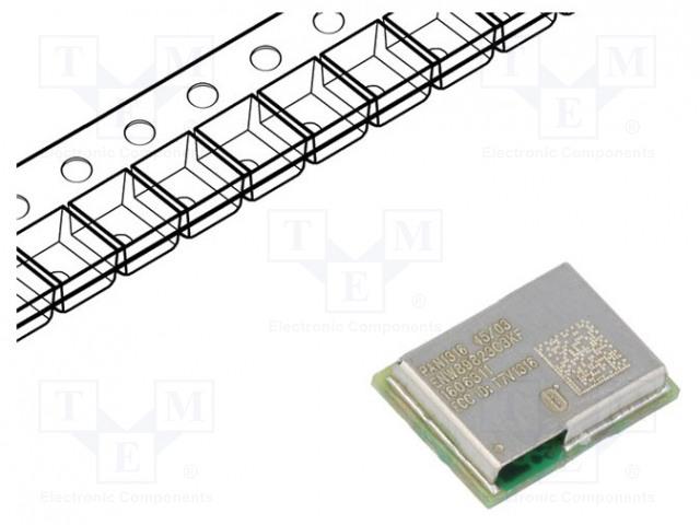 PANASONIC ENW-89823C3KF - Module: Bluetooth Classic / Low Energy