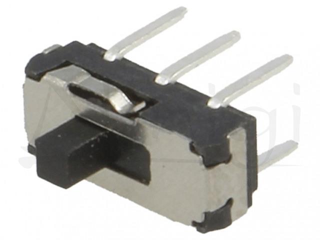 MSS-2235 NINIGI, Schalter