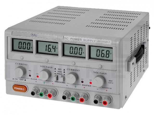 AX-3005D-3 AXIOMET, Zasilacz